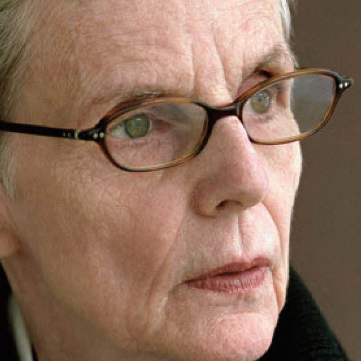 Susan Howe at Literary Arts on October 4