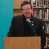 Lawrence Wright Visits Cleveland High School