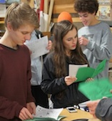 Cleveland Students Visit IPRC