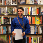 Madison High School WITS Students Read at Bipartisan Cafe