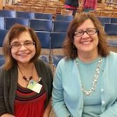 Carmen Bernier-Grand Visits Wilson High School
