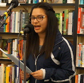 WITS Wilson HS Reading at Annie Bloom's Books