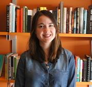 Literary Arts Intern Feature: Alex Corey