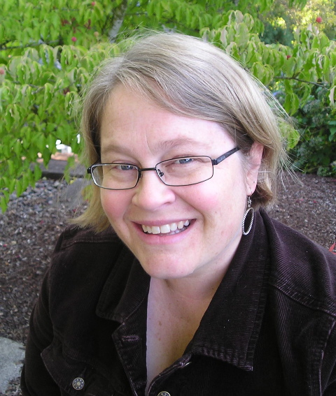 Oregon Book Awards Finalist Lisa Ohlen Harris