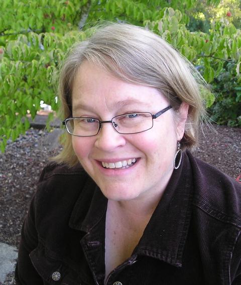 Oregon Book Awards Finalist Lisa Ohlen Harris