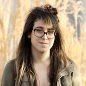 Literary Arts Intern Kelsey Camacho