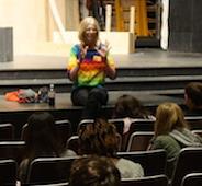 WITS brings Jane Smiley to Gresham High School