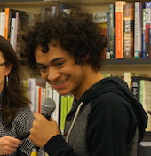 Wilson HS Reading at Annie Bloom's Books
