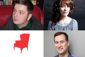 David Levithan, Michelle Tea, & William Ritter (Rebroadcast)