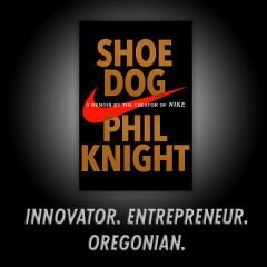Phil Knight, founder of Nike, appears