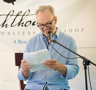 Oregon Literary Fellowship Recipient: John Brehm