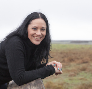 Oregon Literary Fellowship Recipient: Siobhan Ruby McConnell