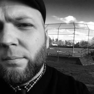 Oregon Literary Fellowship Recipient: Matthew Robinson