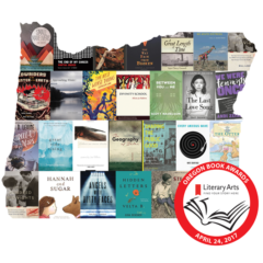 2017 Oregon Book Awards Finalists: Poetry