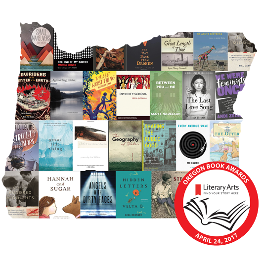 2017 Oregon Book Awards Finalists: Young Adult Literature