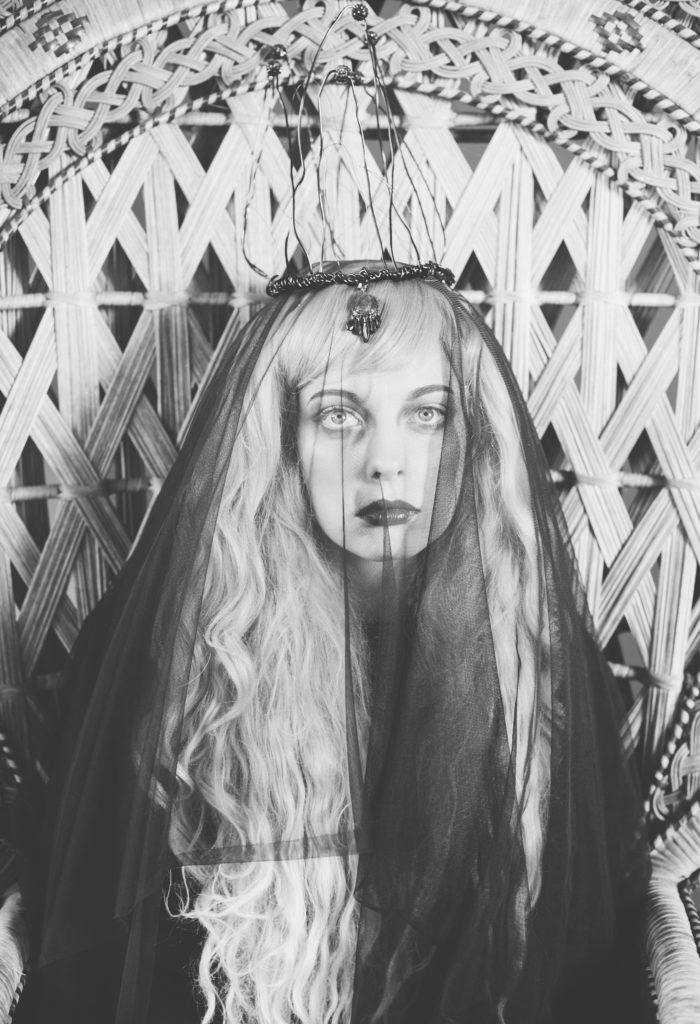 Ophelia Darkly & Davey Cadaver