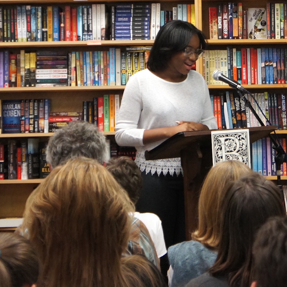 WITS End-of-Residency Readings: Park Rose High School