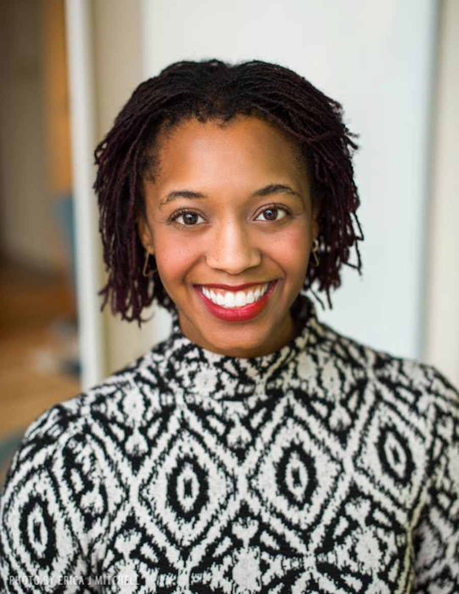 Oregon Literary Fellowship Recipient: Shayla Lawson