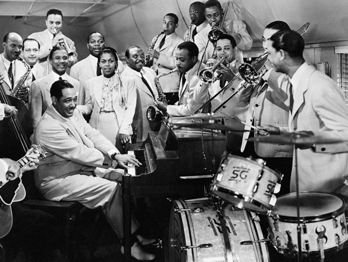 Discover Jazz: Literature & Music from the Harlem Renaissance