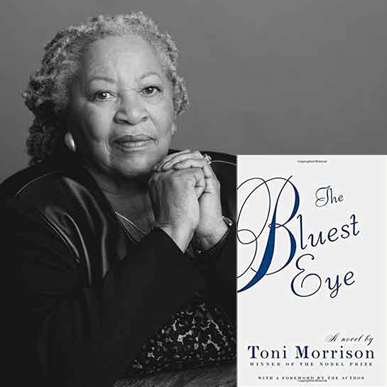 toni morrison critical essays James baldwin and toni morrison: comparative critical and theoretical essays (review) rachel lister melus: multi-ethnic literature of the us, volume 36, number 2.