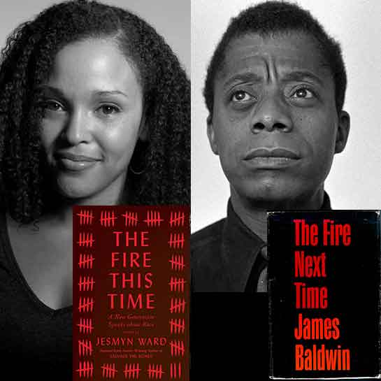 Delve Seminar Summary: One Nation Still On Fire–James Baldwin & Jesmyn Ward