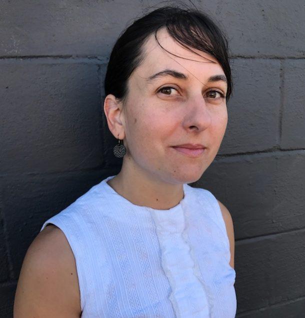 Summerfield, Author Photo