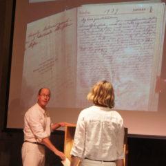 Oregon Book Awards Author Tour: Berlin Diary