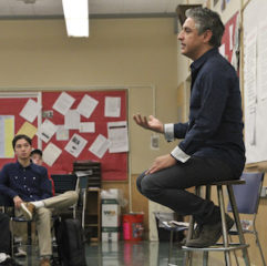 Reza Aslan visits Lincoln High School