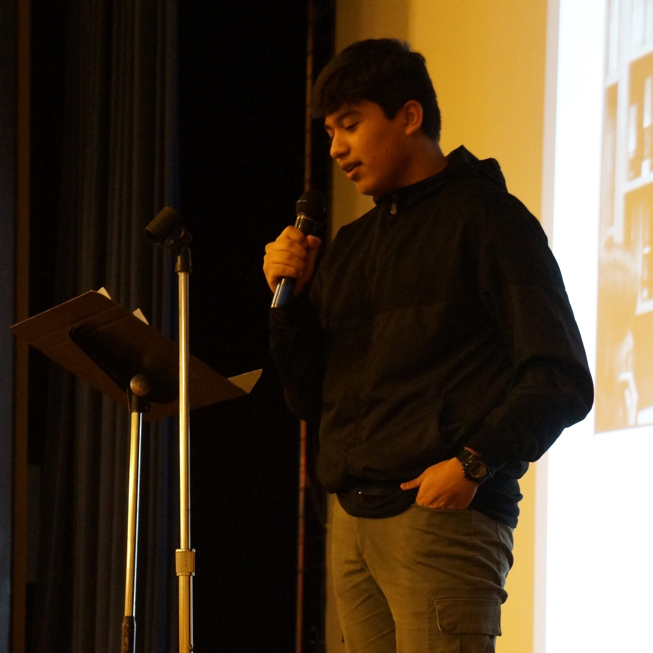 WITS End-of-Residency Readings: Benson High School