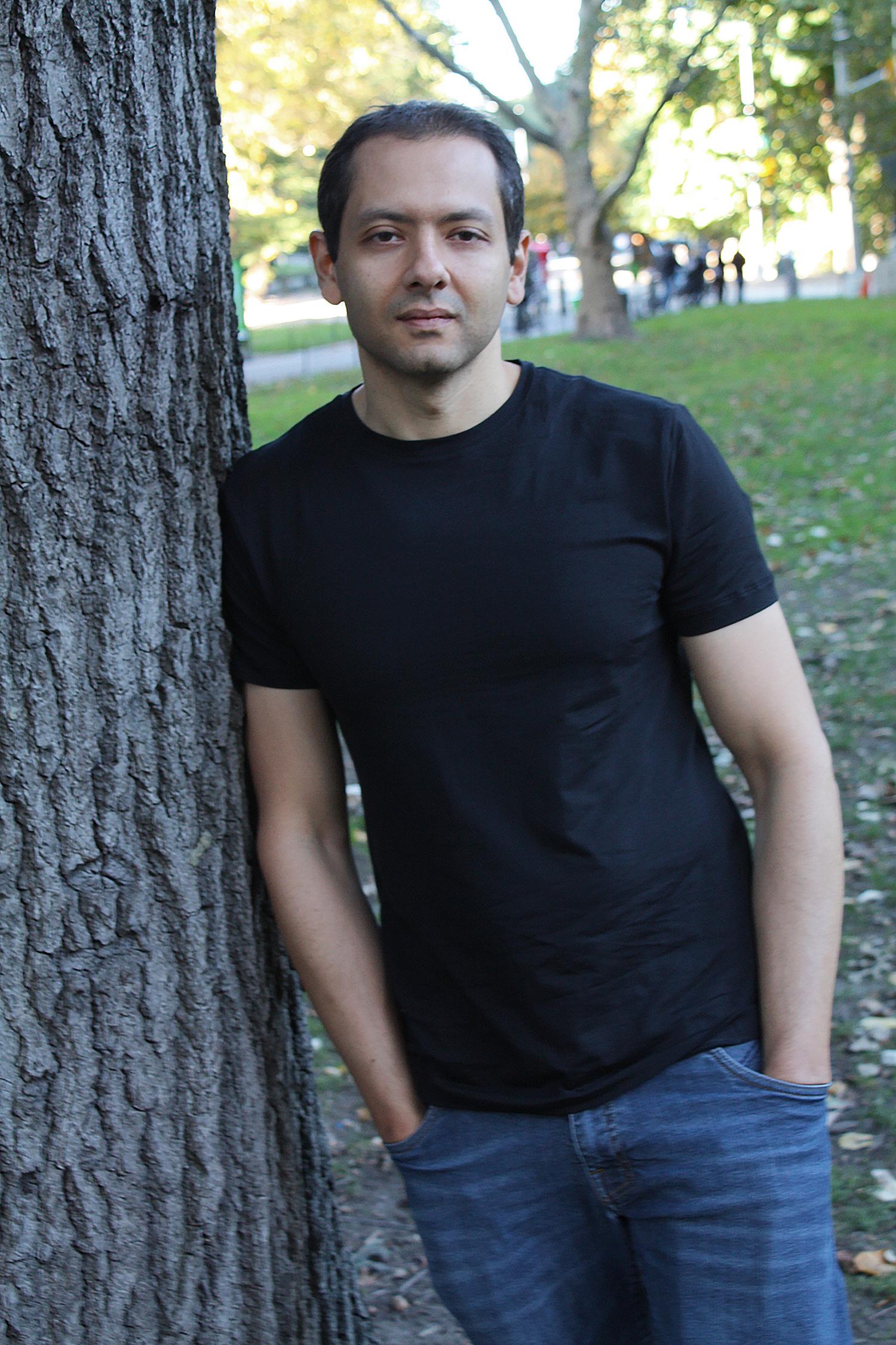 2018 Oregon Literary Fellowship Recipient Omar El Akkad