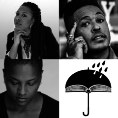 Dawn Lundy Martin, Morgan Parker, Danez Smith