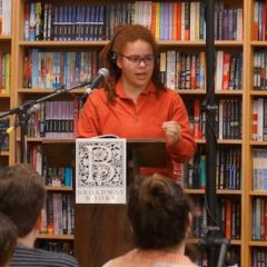 WITS Reading for Benson High School at Broadway Books