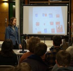 WITS Comics Reading for Cleveland at Books With Pictures