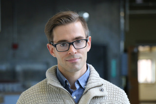 2018 Oregon Literary Fellowships Recipient Brian Trapp