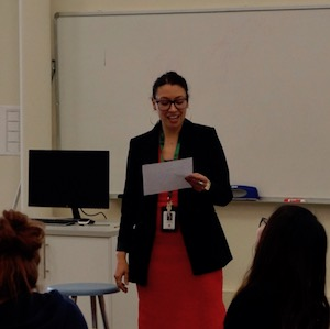 WITS End-of-Residency Reading at Parkrose High School