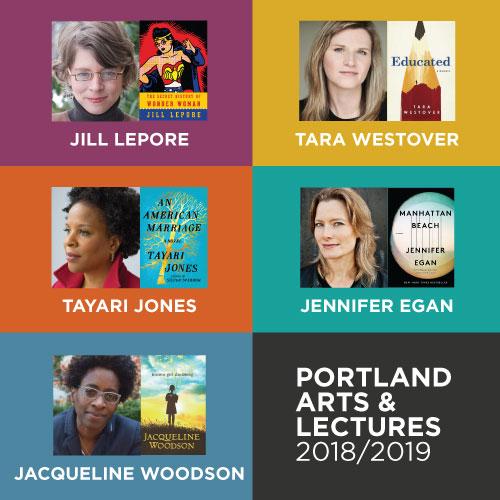 2018/2019 Portland Arts & Lectures