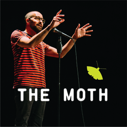 December 2019 Calendar Mainstage The Moth Mainstage in Portland (SOLD OUT)   Literary Arts