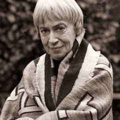 Tribute to Ursula K Le Guin