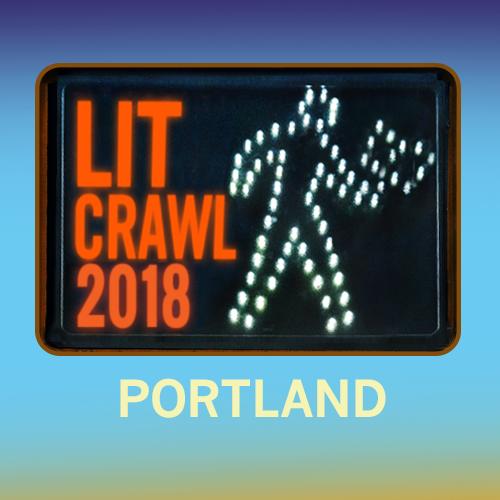 Lit Crawl® Portland, 2018