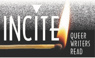 INCITE: Queer Writers Read: July