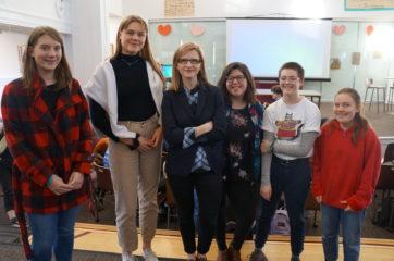 Tara Westover - Portland Arts and Lectures - Literary Arts - High School Visit