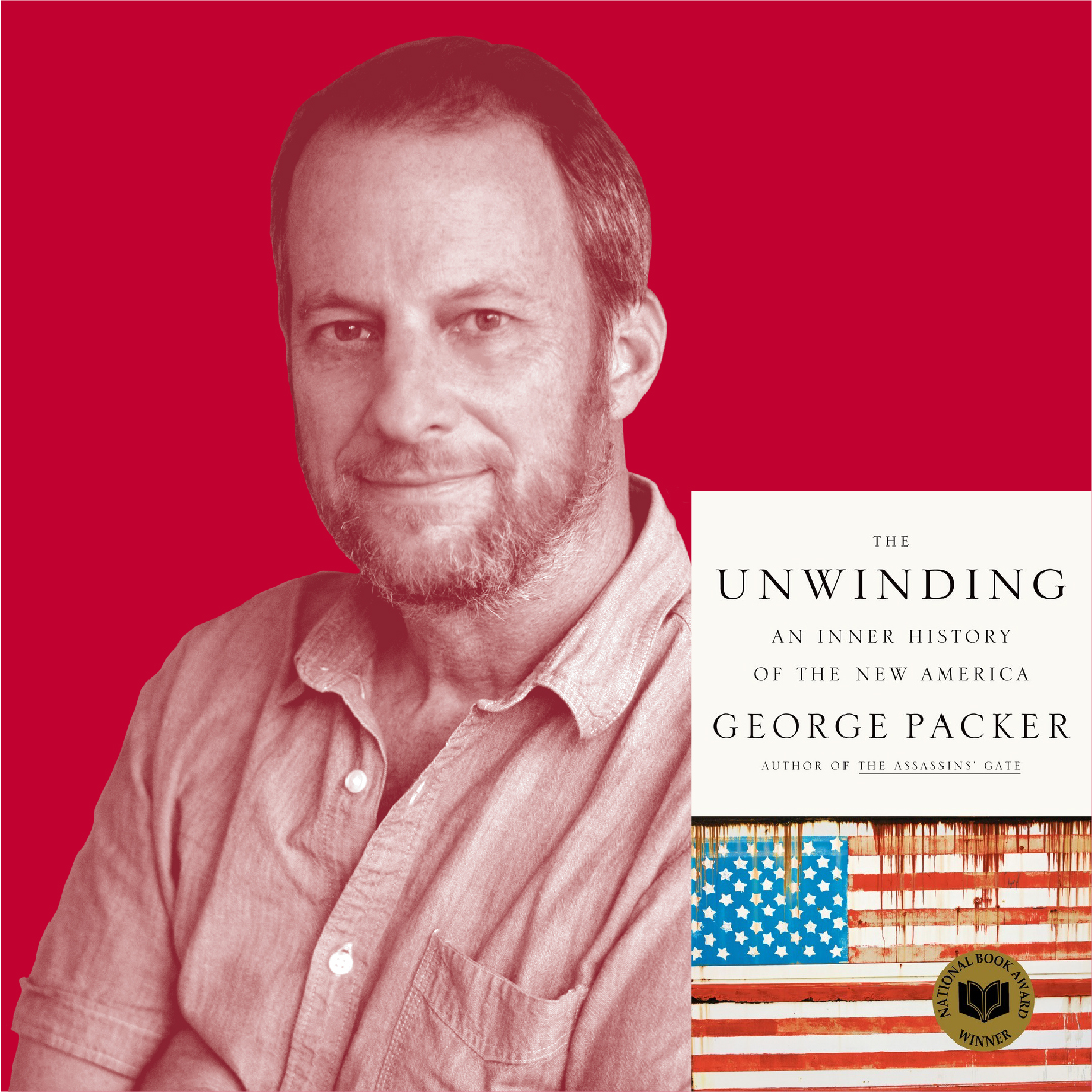 2019/2020 Portland Arts & Lectures: George Packer (Sold Out)