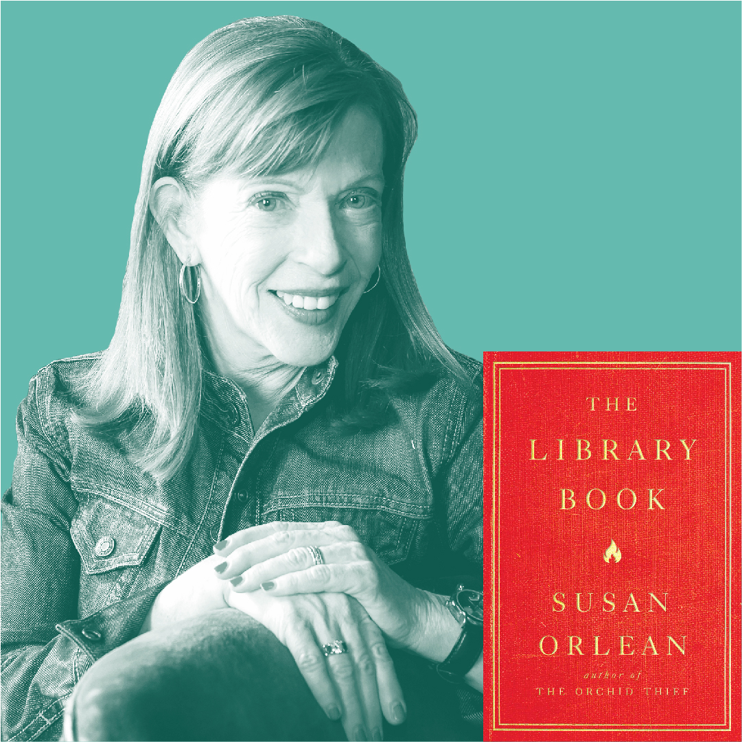 2019/2020 Portland Arts & Lectures: Susan Orlean (Sold Out)
