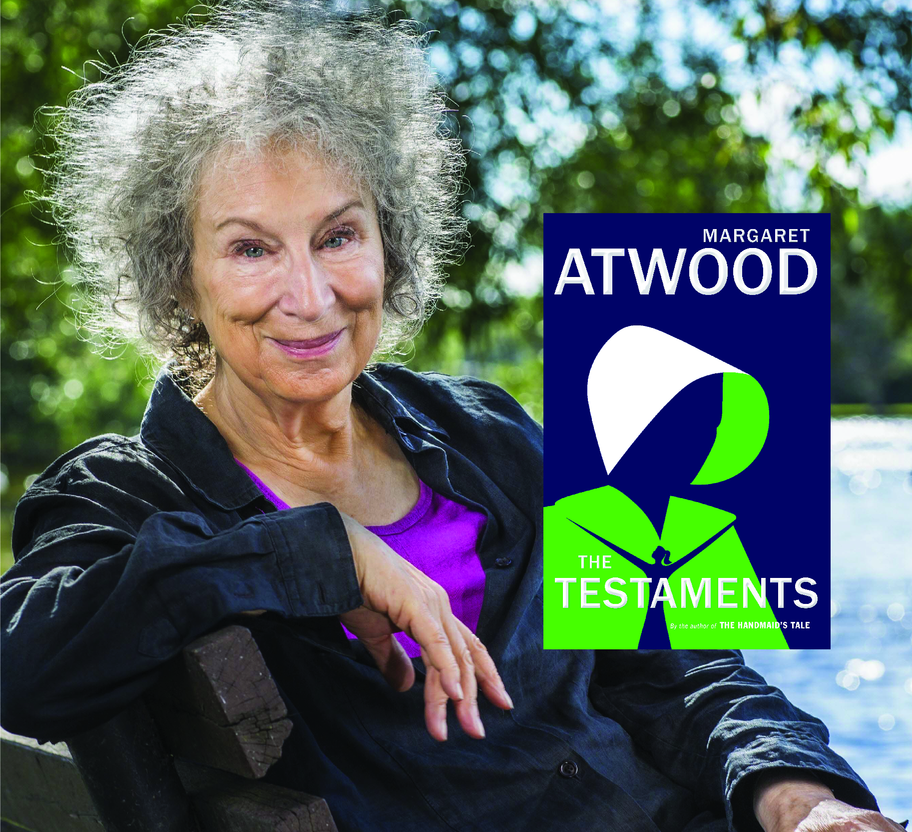 Margaret Atwood in Conversation with Omar El Akkad