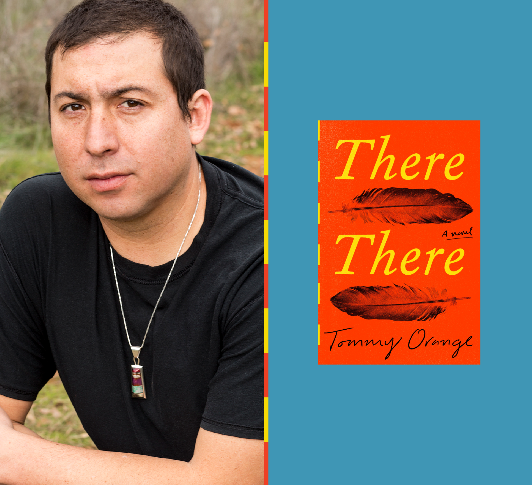 Everybody Reads 2020: Tommy Orange