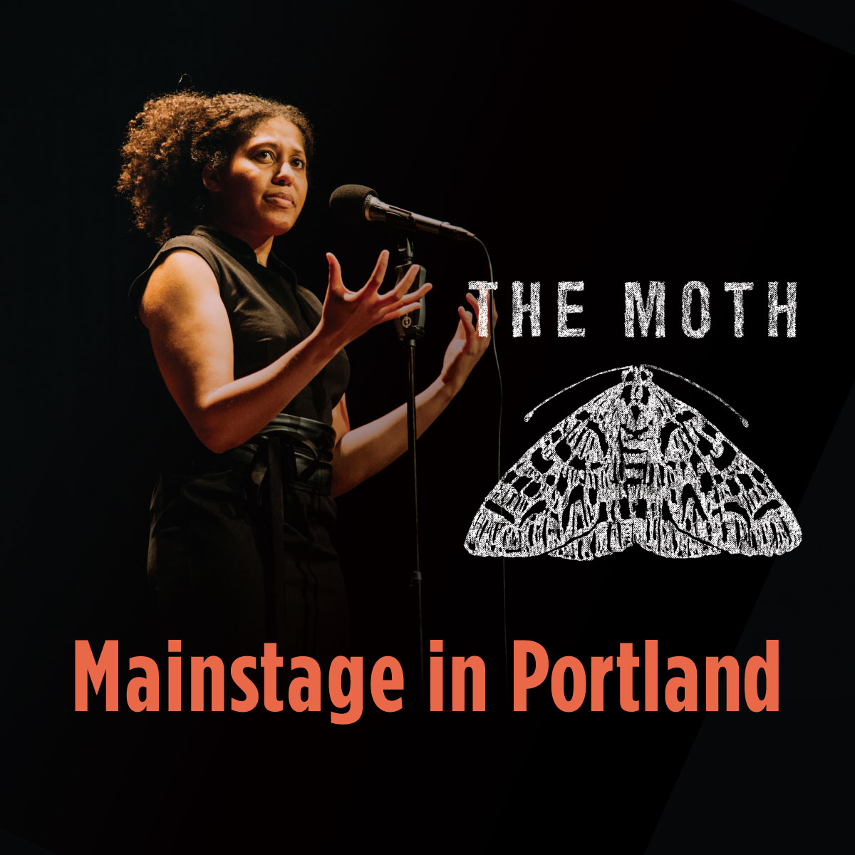 The Moth Mainstage in Portland