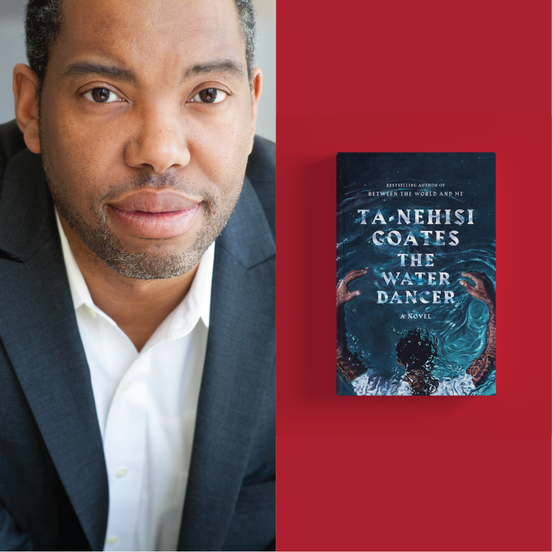 Ta-Nehisi Coates in conversation with Renée Watson (Sold Out)