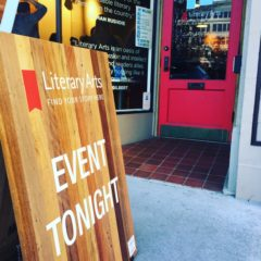 Internship Opening: Intern for @Literary Arts Events Fall 2019