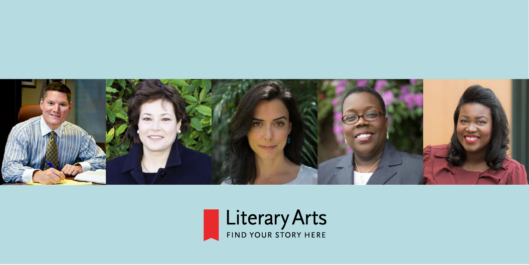 Literary Arts Welcomes New Board Members