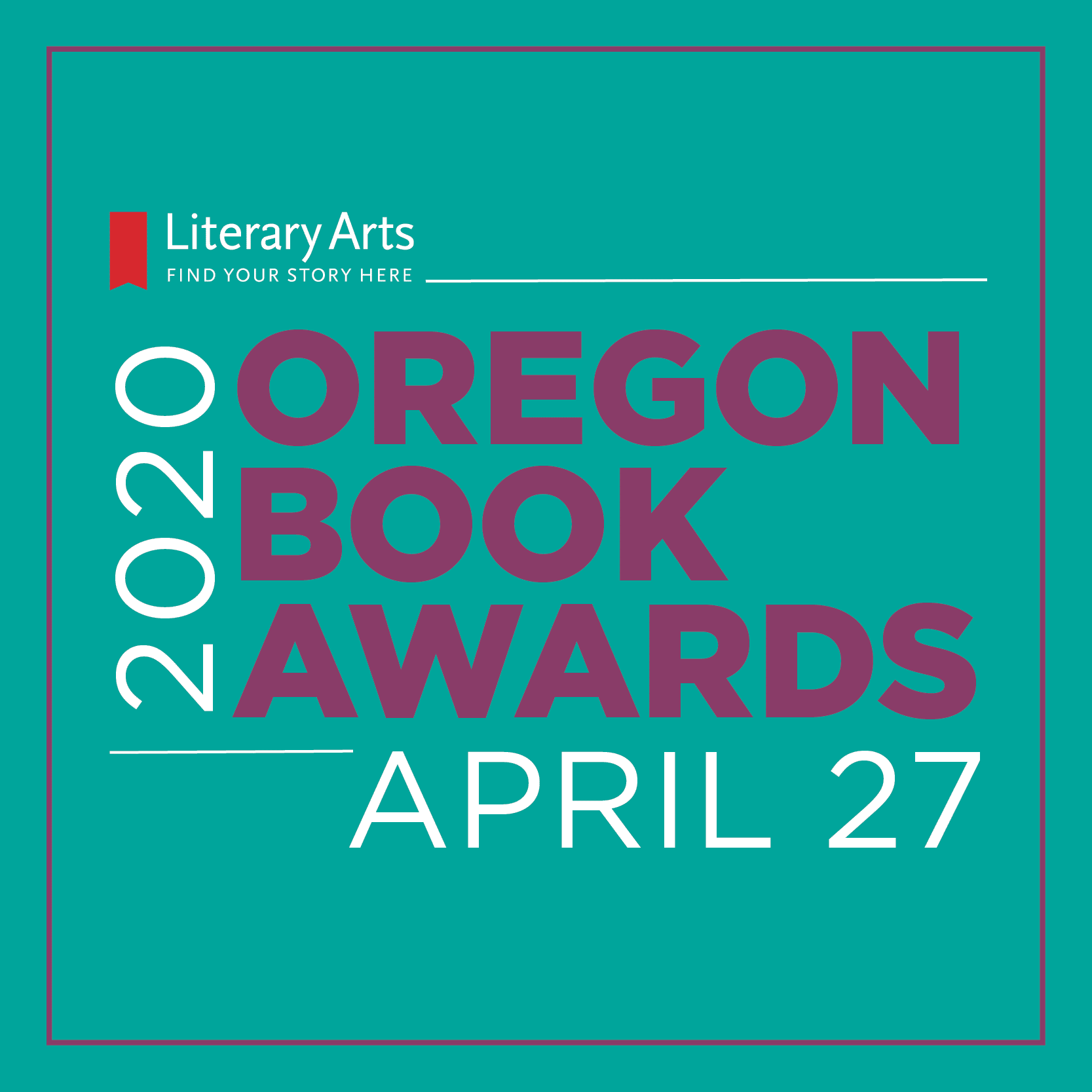 2020 Oregon Book Awards Ceremony
